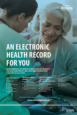 Electronic Health Record Poster